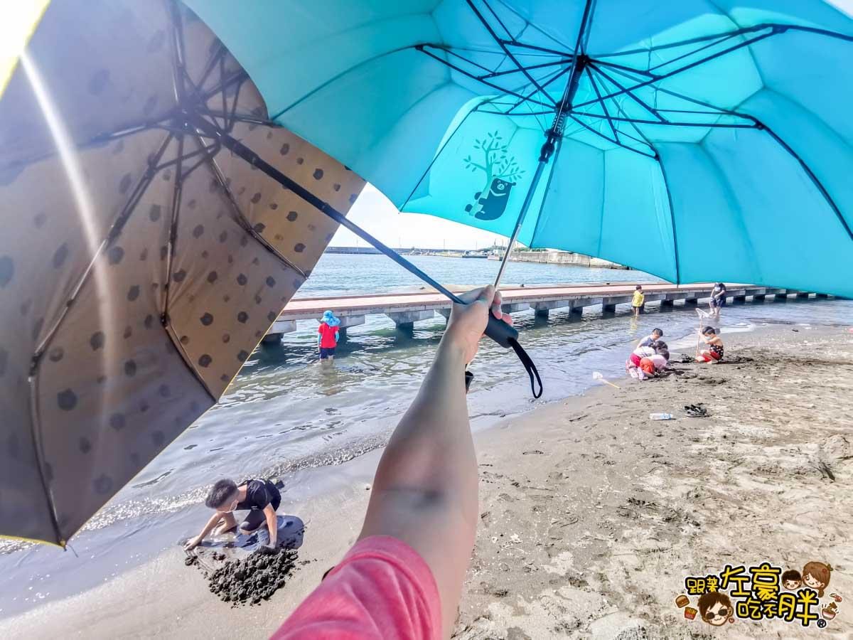 彌陀漁港海岸光廊 高雄親子旅遊 高雄景點推薦-21