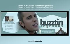 layout buzztin legendas