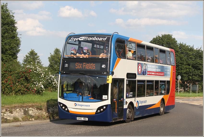 Stagecoach 15592