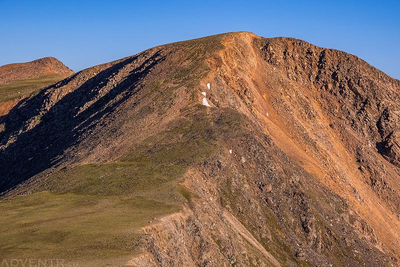Henry Mountain Ridge