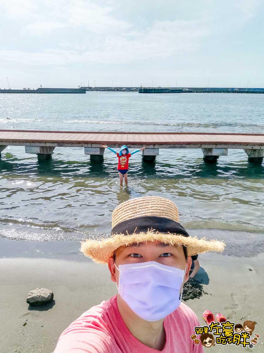 彌陀漁港海岸光廊 高雄親子旅遊 高雄景點推薦-22