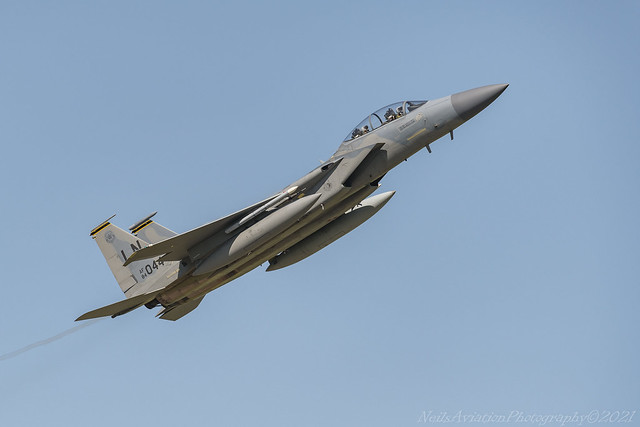 F-15D Eagle 84-0044 493rd FS