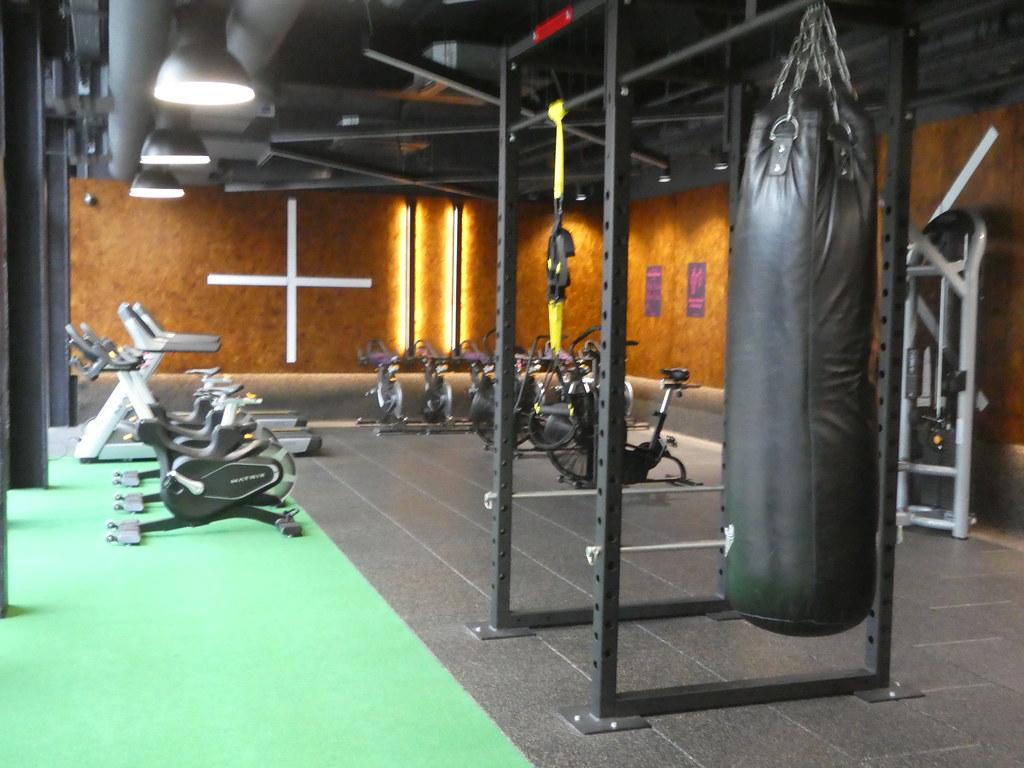 Fitness Centre, Altido Vita, Edinburgh