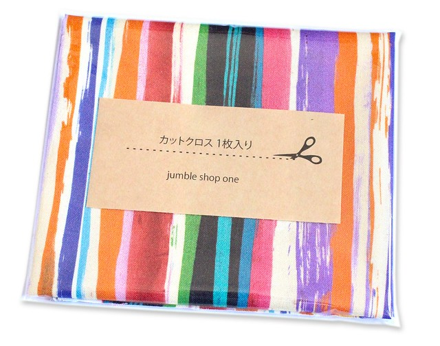 カットクロス Michael Miller Fabrics Floral Fancy DCX9697-MULT Colorful Waterfall