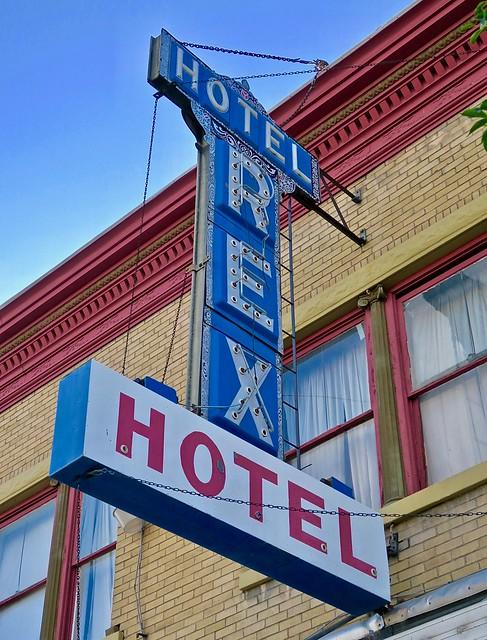 Hotel Rex, Rock Springs, WY