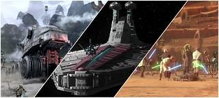 What could follow 75309 Republic Gunship?