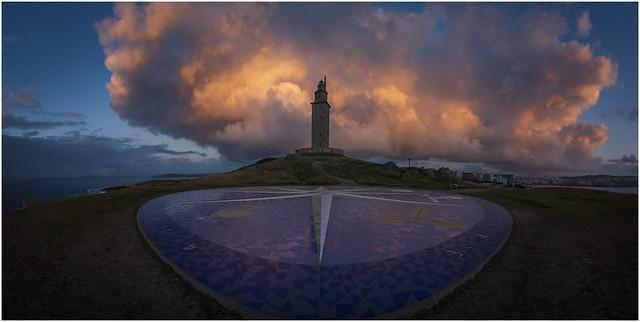 Torre de Hercules  A Coruña