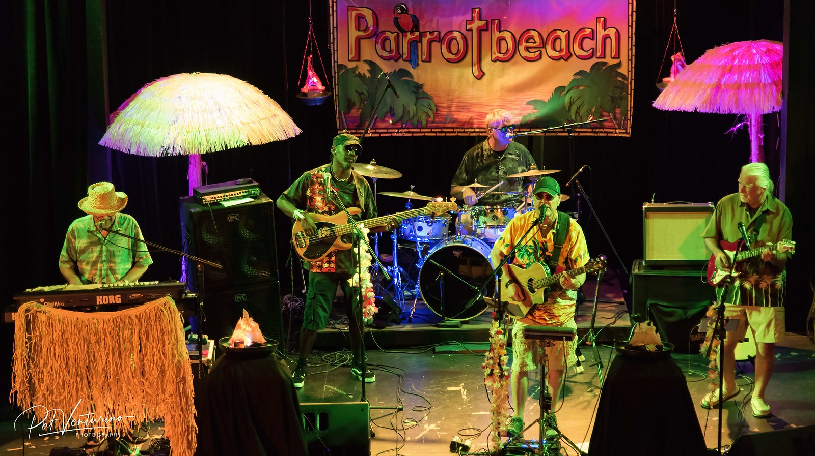 Parrotbeach - Jimmy Buffett Tribute