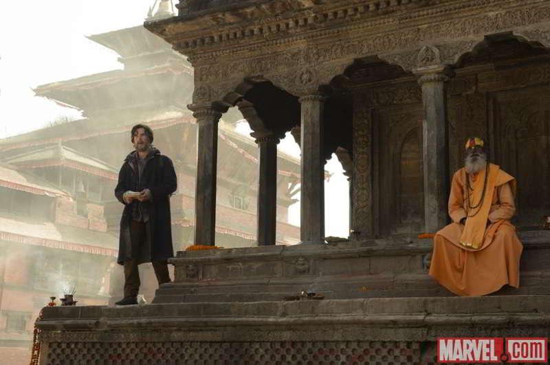 Where was Doctor Strange filmed