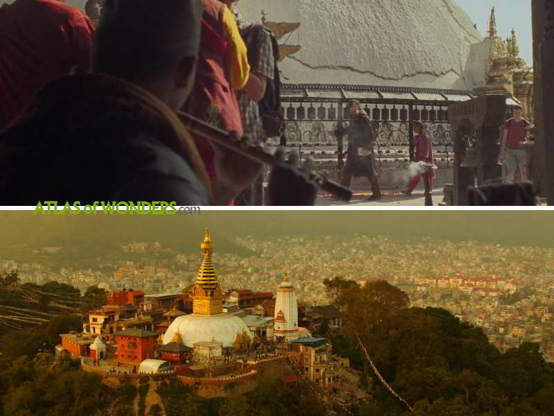 Doctor Strange Temple