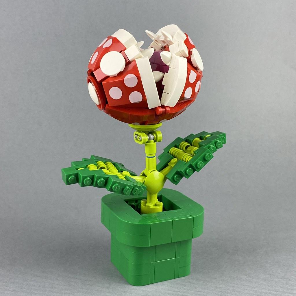 Piranha flower