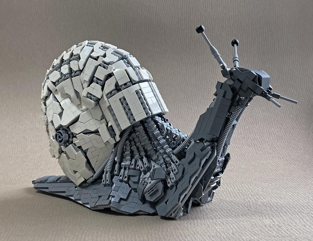 LEGO Mecha Snail_01