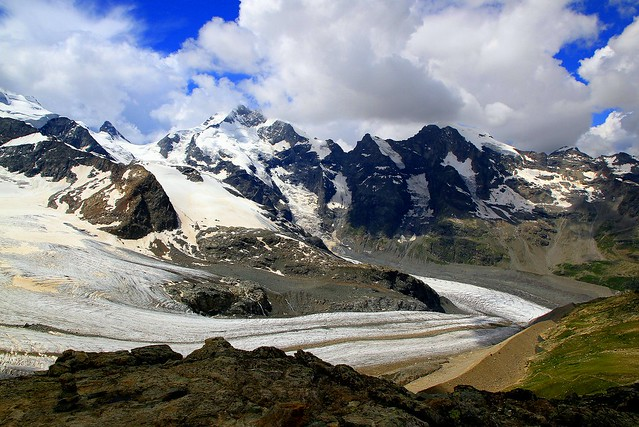 The magical world of alpine glaciers