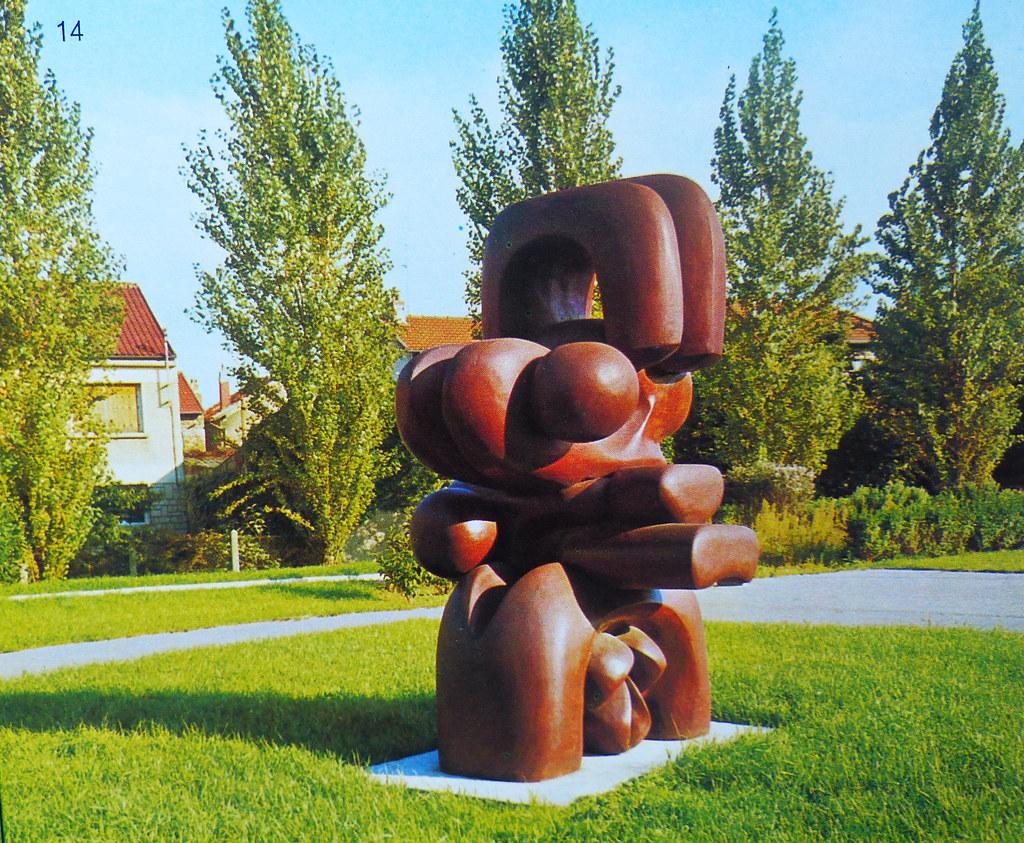 94 VITRY l'ART dans la Cité COLOMBINE...