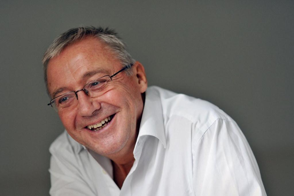 Graham Vick © Hugo Glendinning / Birmingham Opera Company