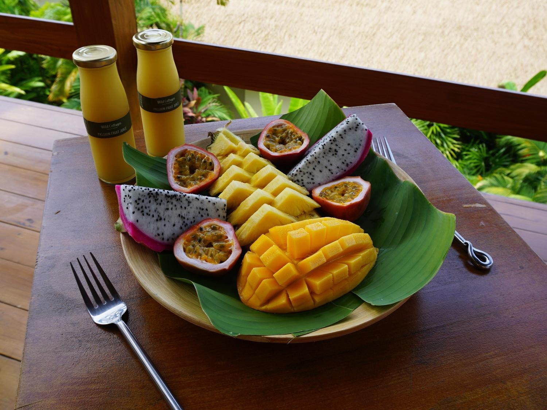 Koh Samui fruit platter