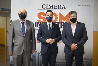 La cimera #SomIndústria, una visió estratègica de la pime industrial a Catalunya