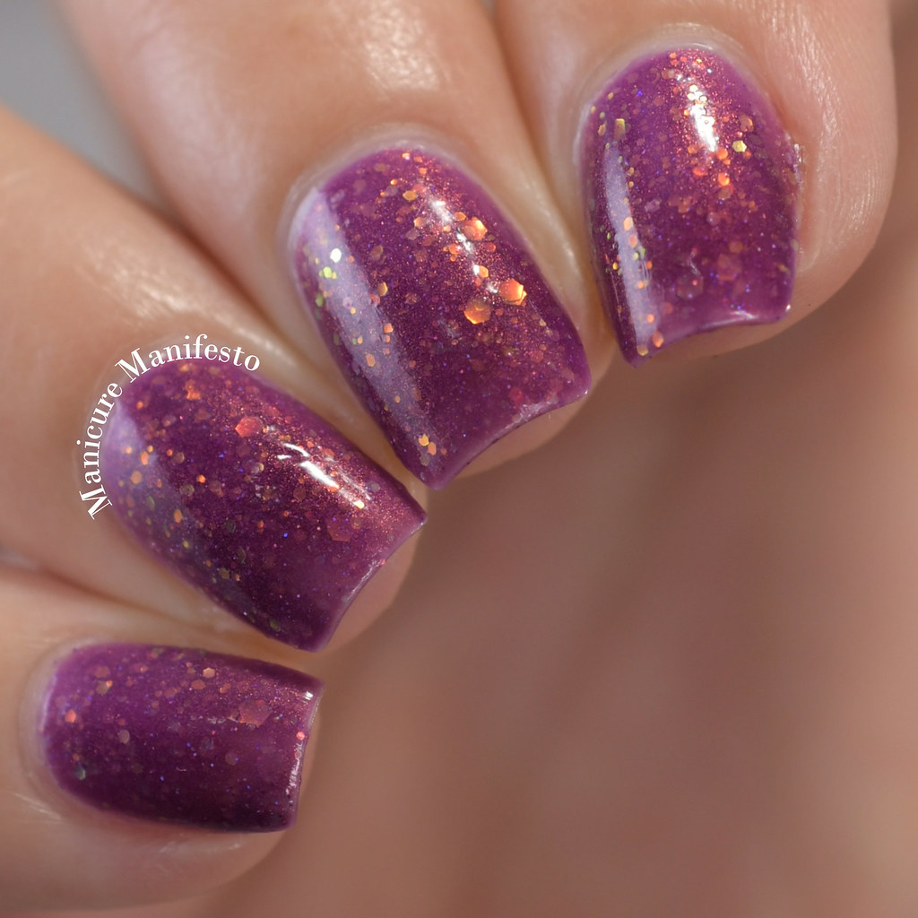 Femme Fatale Tinsel Twinkles Review
