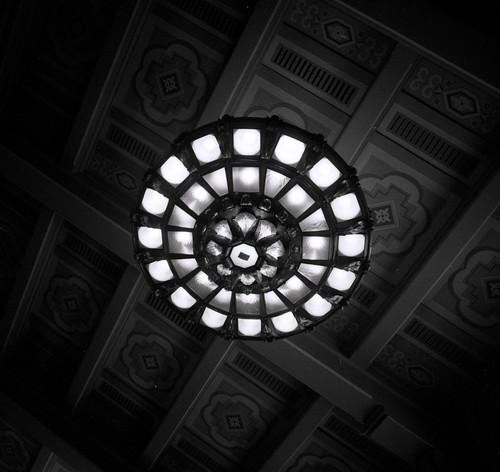 L.A. Union Station Ceiling (2)