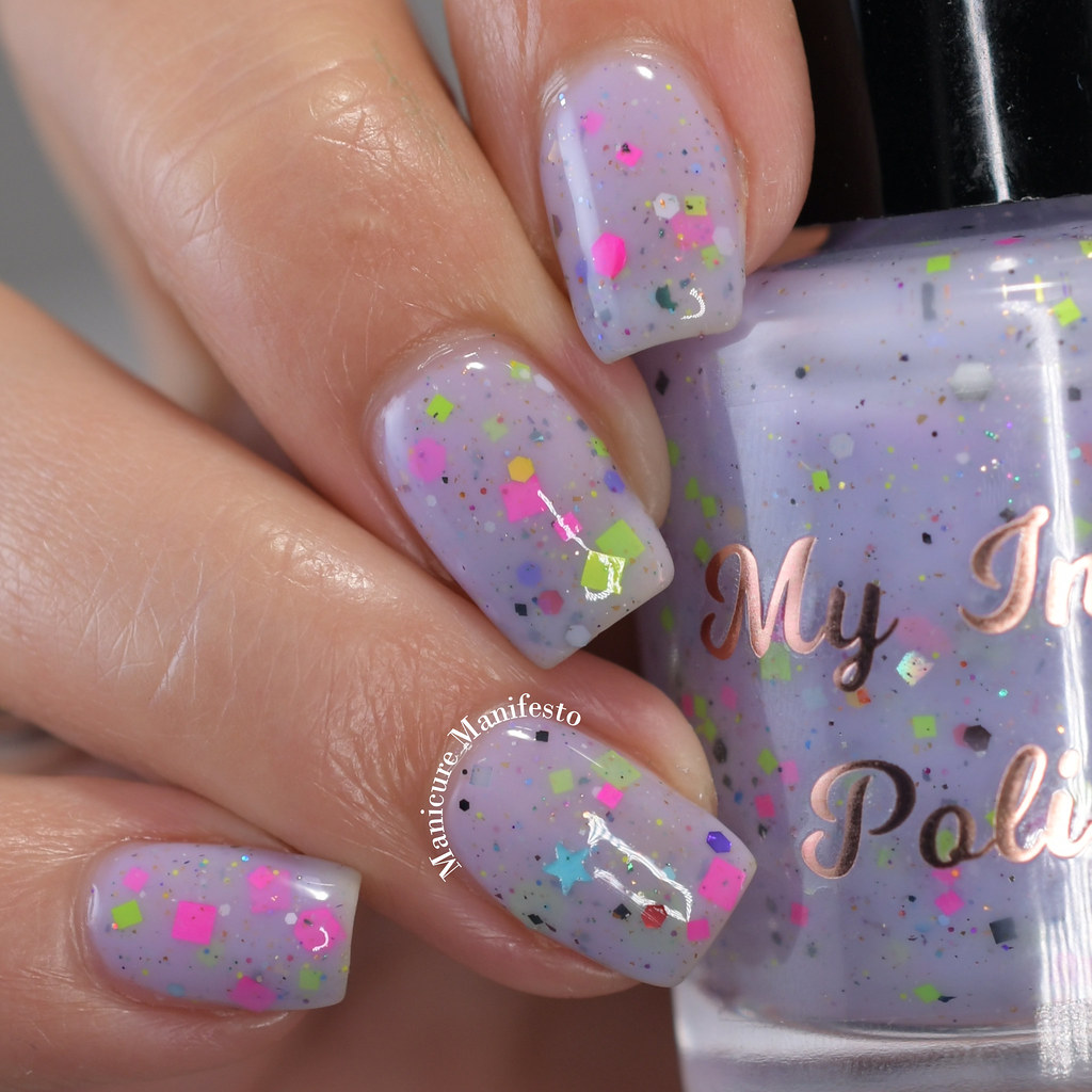 My Indie Polish Love Is Light review