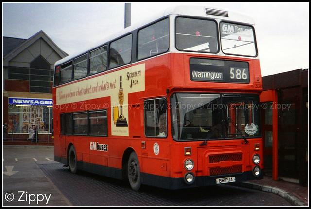 GM Buses - 3081 B81PJA