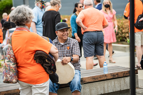 UFV CEP Shakespeare Reconciliation Garden unveiling — July 16 2021-50