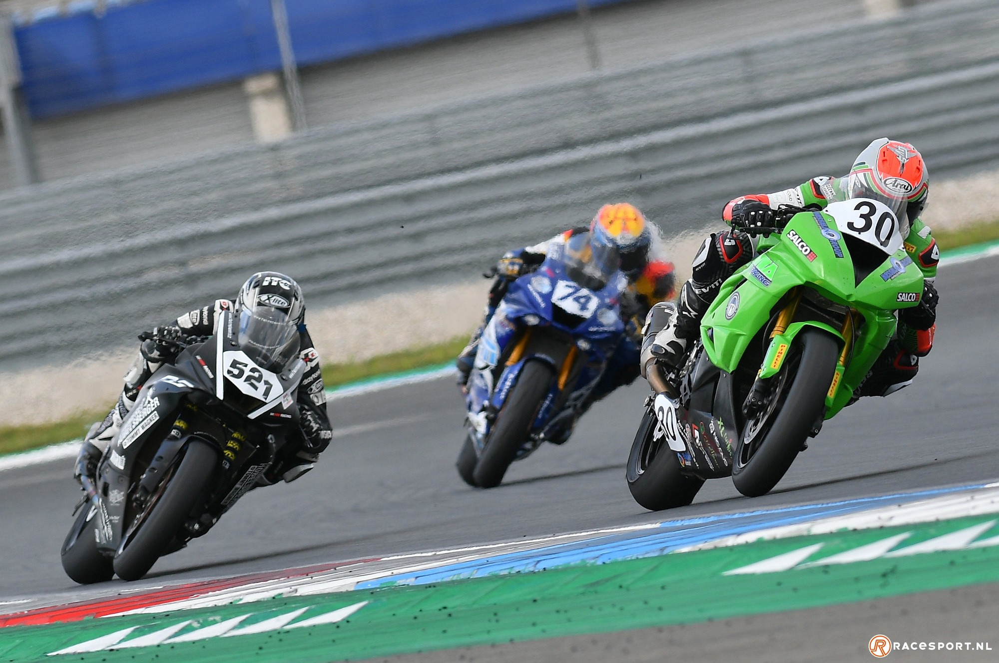 Dutch Supersport race 2