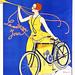 CAZENOVE, G. Griffon, La mode du jour, c. 1920s.