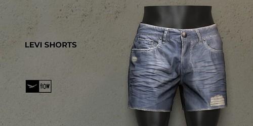 flow . Levi Shorts