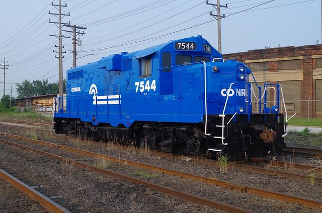 Conrail 7544 (fake)