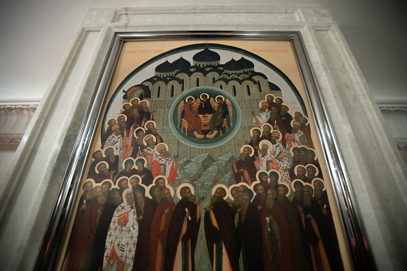 18-19 июля 2021, Неделя 5-я по Пятидесятнице. Собор Радонежских Святых / 18-19 July 2021, Week 5 of Pentecost. Cathedral Of The Radonezh Saints