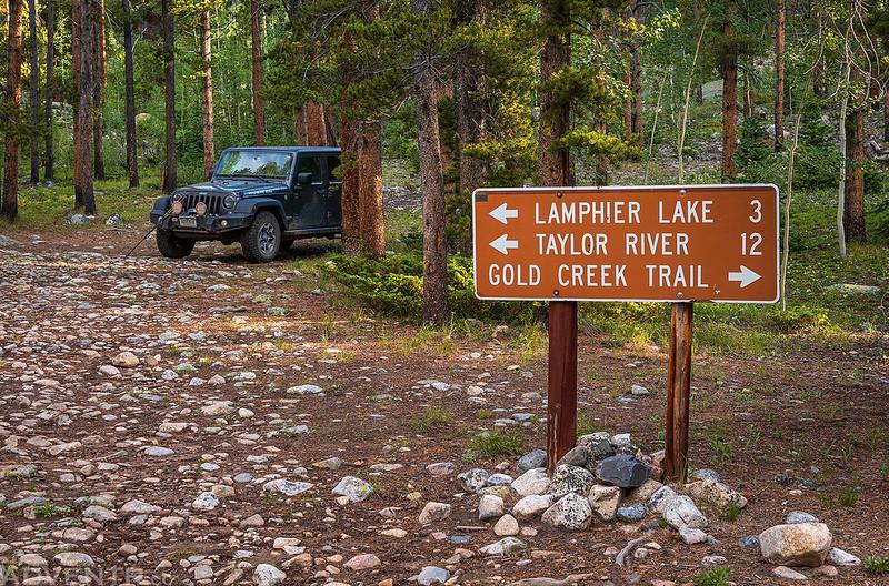 Lamphier Lake Trailhead