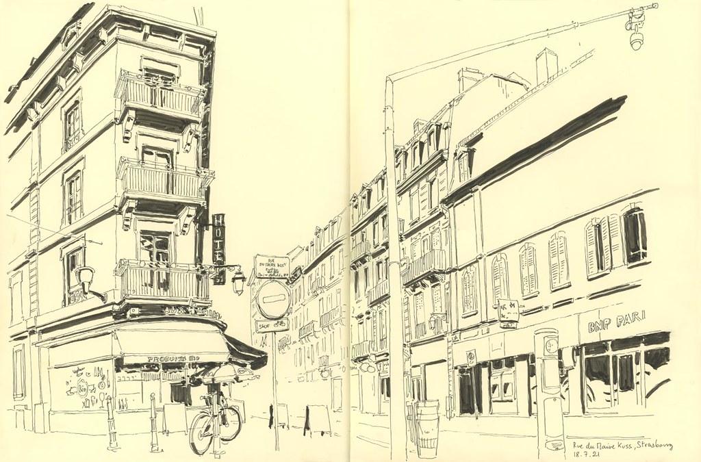 Rue du Maire Kuss, Strasbourg
