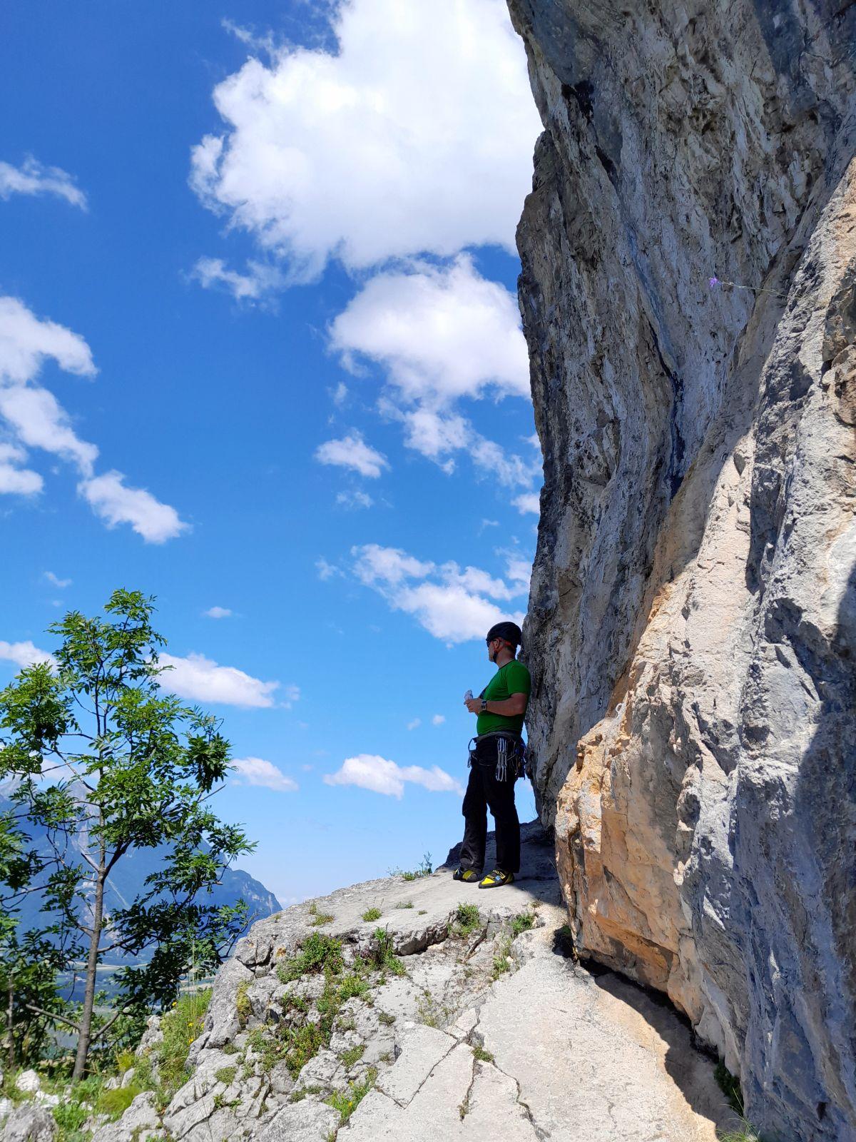 Klettertage Region Aigle 16. - 18.07.2021