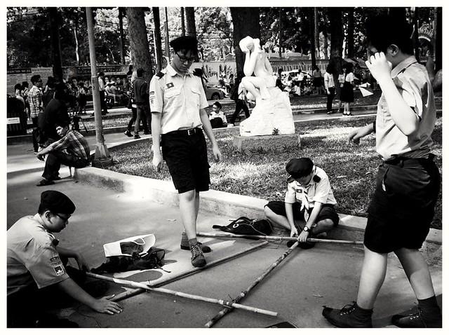 Vietnames Scout