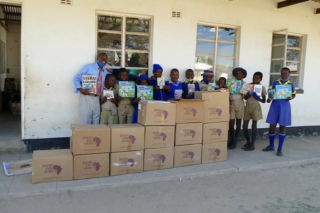 Zambezi Book Distribution 2021