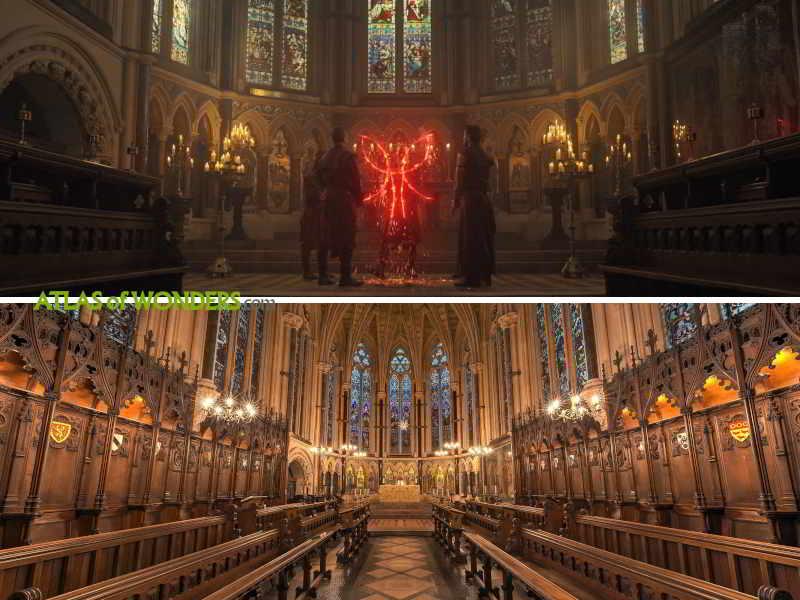 Doctor Strange church