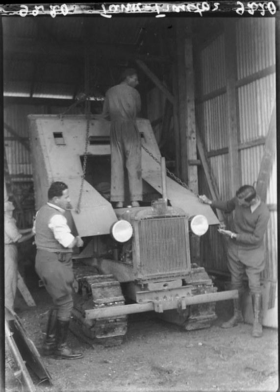 Armoured-tractor-building-mishmar-ha-emek-1938-agi-2