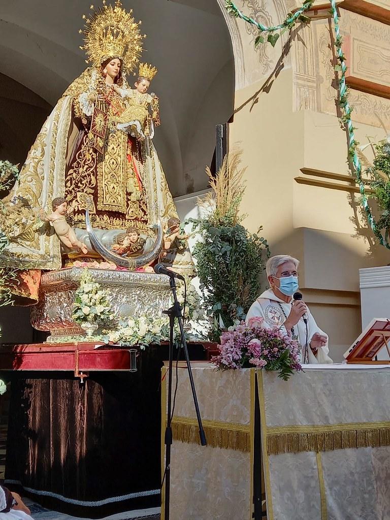 Virgen del Carmen 2021