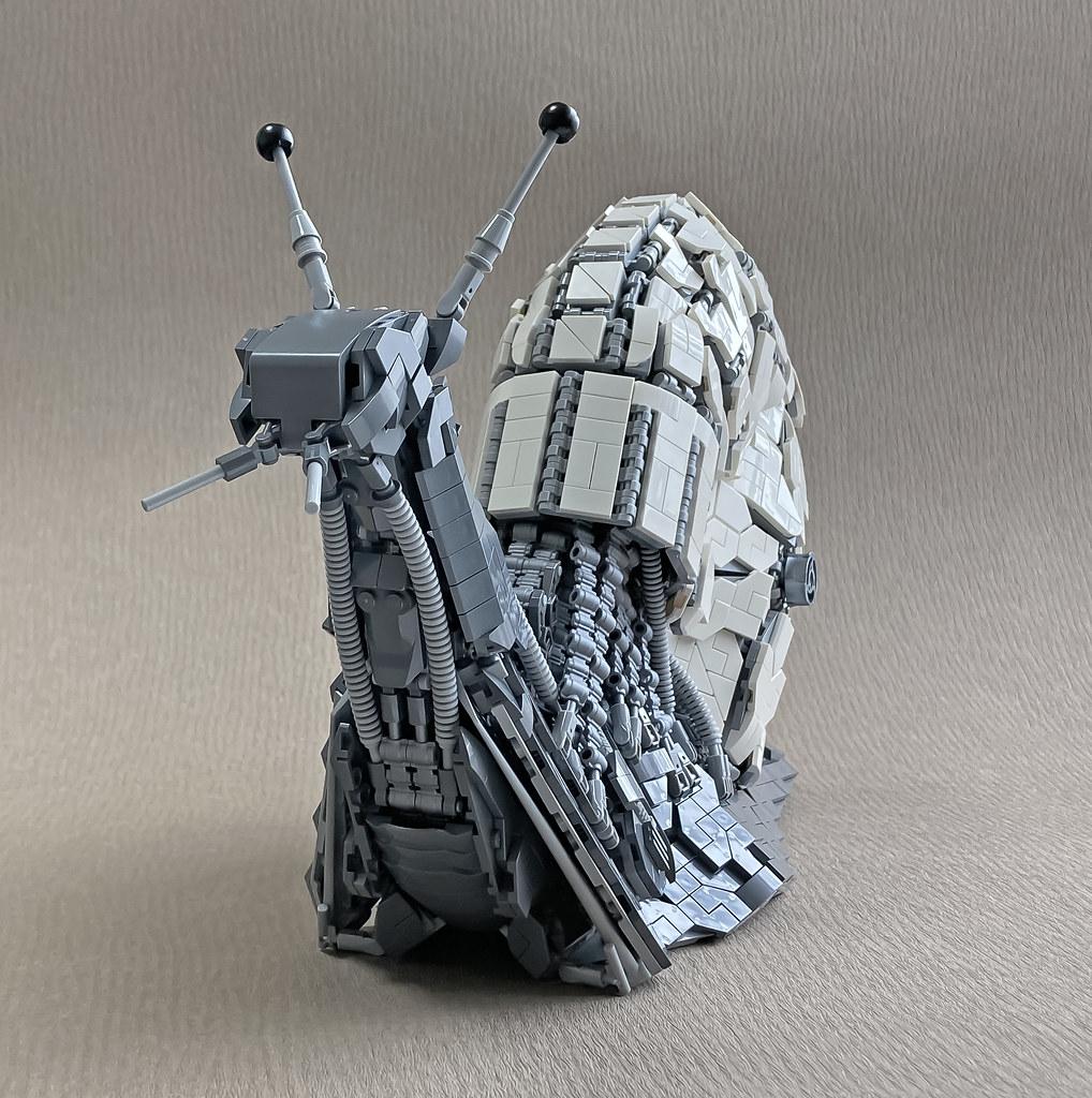 LEGO Mecha Snail_05