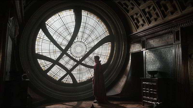Doctor Strange Location