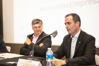 Antoni Cañete i Joan Pera es reuneixen amb els col·lectius de diferents sectors i amb representants d'entitats i administracions locals del Maresme i el Barcelonès Nord.