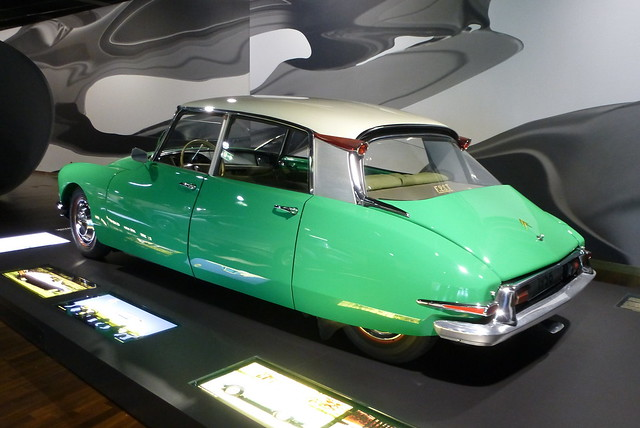 Autostadt: Citroën DS