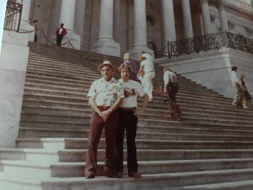 Me & Dad @ DC IMG_1316
