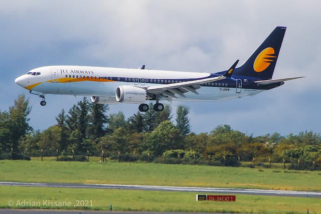 JET AIRWAYS B737 2-JXDW
