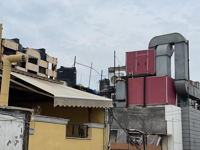 City Hangout - Upstairs View, Khan Market
