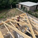 Dachstuhl Brettbinder