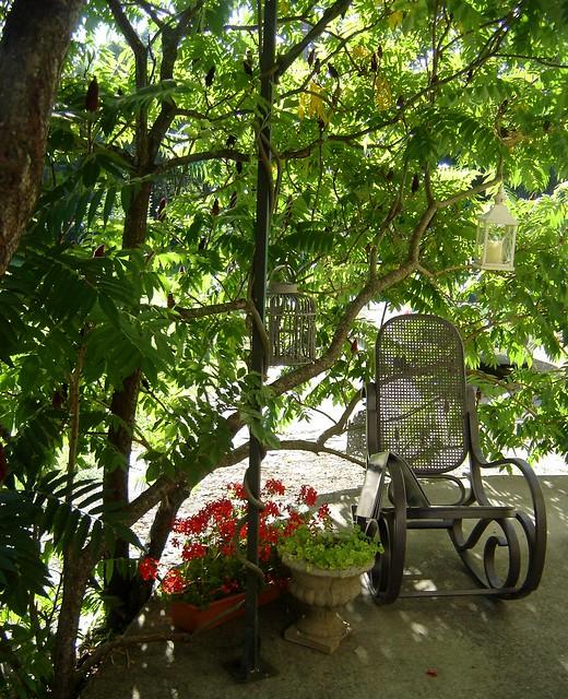 rocking chair & farniente