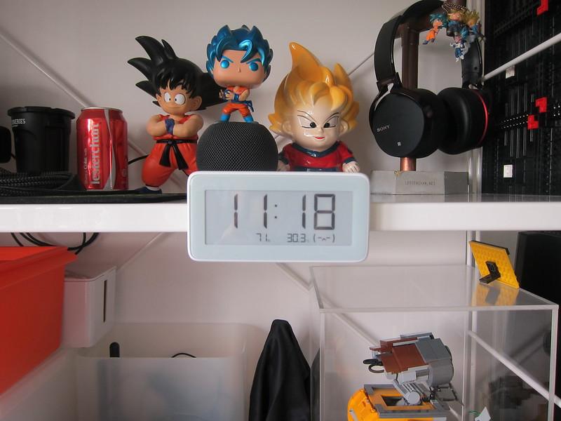 Xiaomi Mi Multifunctional Digital Clock - On Shelf