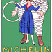 FABIANO, F. Michelin, Enveloppe Vélo, 1916.